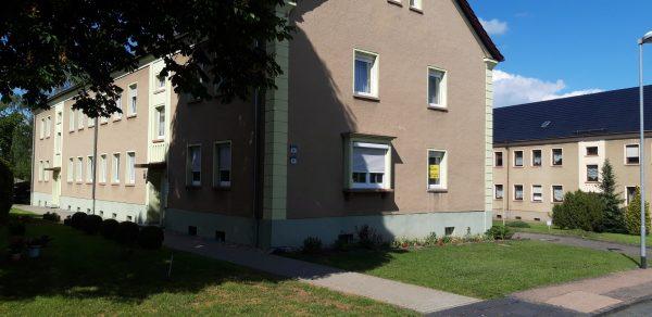 OBJEKT IST RESERVIERT Hettstedt: 3 Raum Wohnung im Arnstedter Weg zu verkaufen