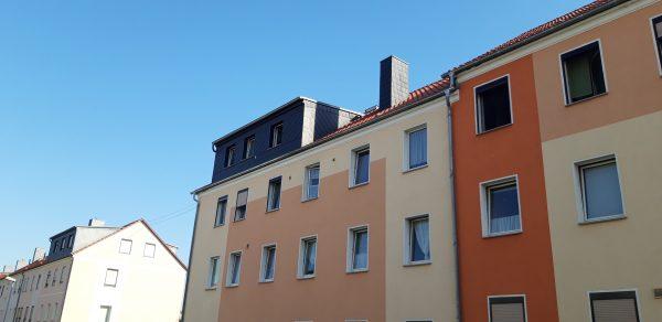 OBJEKT IST RESERVIERT Hettstedt: 3 Raum DG Eigentumswohnung zu verkaufen !