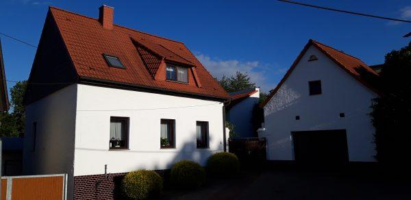 Hergisdorf OT Kreisfeld: Einfamilienhaus mit Garten und Garage zu verkaufen !