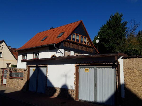 OBJEKT IST RESERVIERT Wiederstedt: Haus mit Garten und Doppelgarage in Top Lage zu verkaufen !