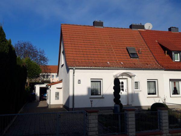 Röblingen/See: sanierte Doppelhaushälfte mit Garten in Top Lage zu verkaufen!