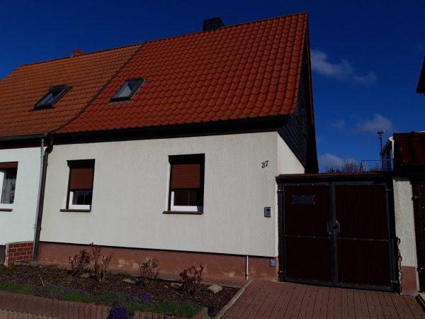 OBJEKT IST RESERVIERT Hettstedt: Haus mit Garten und Garage in Top Lage zu verkaufen!