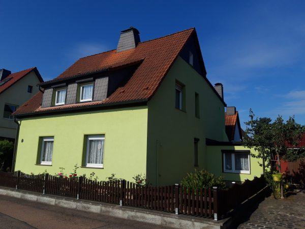 Mansfeld: Einfamilienhaus in schöner Ortslage zu verkaufen!