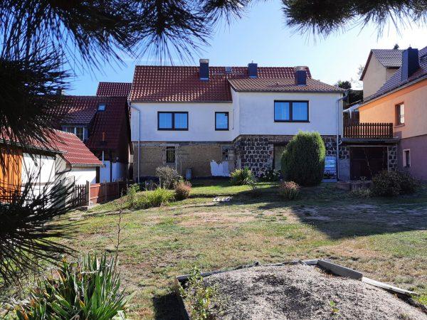 OBJEKT IST RESERVIERT Wippra/ Harz: frei stehendes Haus mit Garten in sehr schöner Lage zu verkaufen!