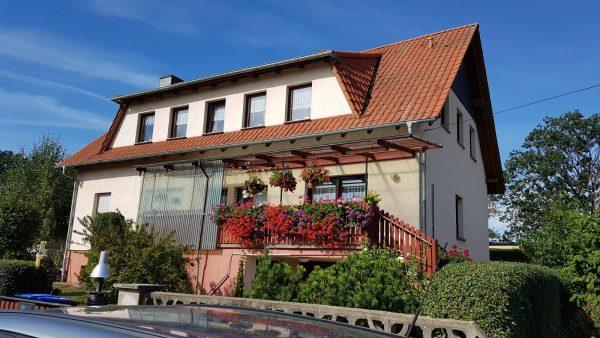 Mansfeld: solides großzügiges Einfamilienhaus in Top Lage zu verkaufen!