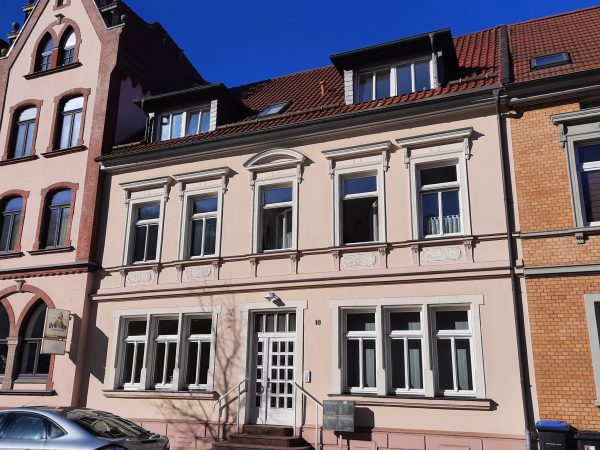 Hettstedt: solides Mehrfamilienhaus in Hettstedt zu verkaufen!