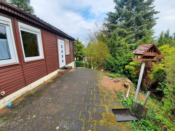 Biesenrode (Mansfeld Südharz): Freizeitgrundstück in ruhiger Waldlage zu verkaufen!