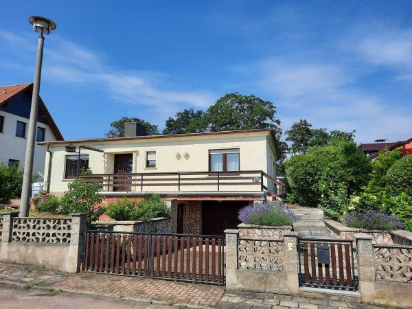 Mansfeld: Einfamilienhaus in Top Wohnlage zu verkaufen!