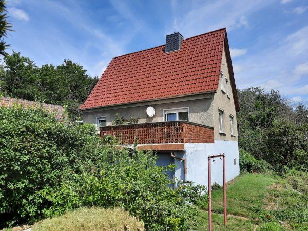 Hettstedt: Haus auf 5.233 qm Grundstück in Top Lage zu verkaufen!