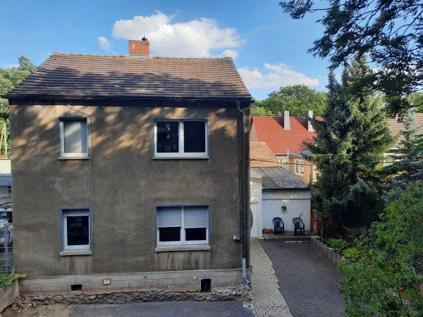 Hettstedt: freistehendes Einfamilienhaus in ruhiger Ortsrandlage zu verkaufen!