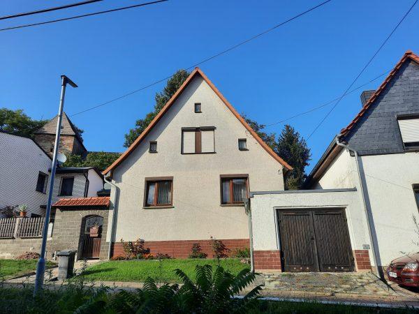 OBJEKT IST RESERVIERT Ahlsdorf OT Ziegelrode: Einfamilienhaus in ruhiger sonniger Lage zu verkaufen!
